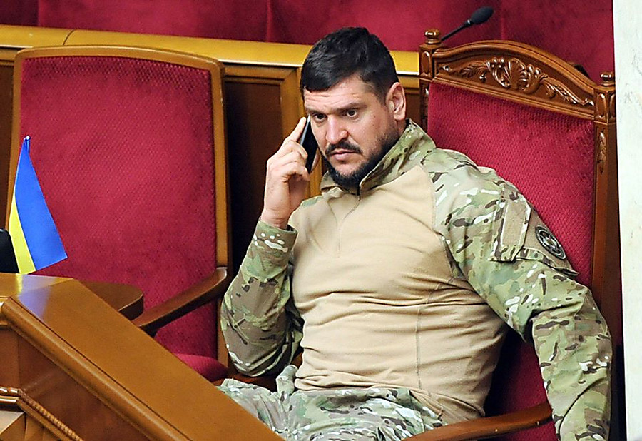 Народный депутат Савченко изБПП одержал победу конкурс напост николаевского губернатора