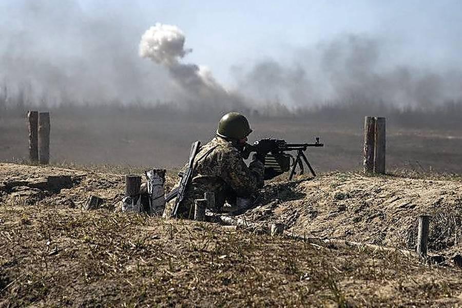 Договоренность оботводе вооружений наДонбассе невыполняется— ОБСЕ