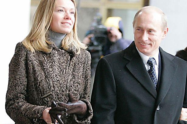 Putin Tochter