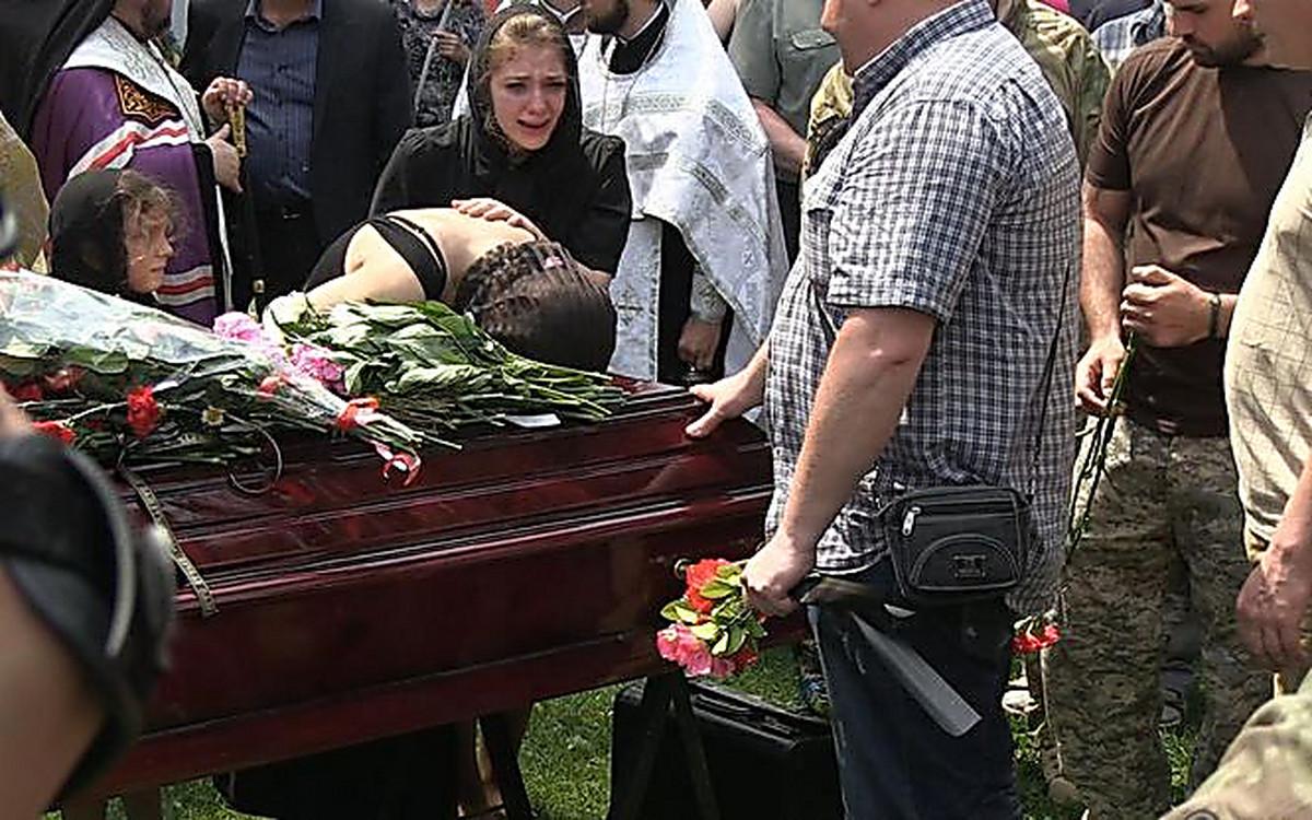 Похороны в домашних условиях 805