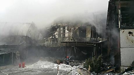 Среди пострадавших впожаре вночном клубе Бухареста украинцев нет— МИД