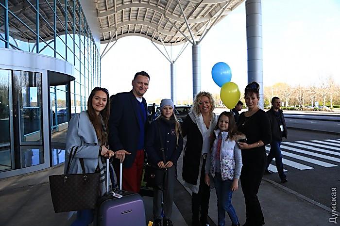 Новый терминал Одесского аэропорта принял первых пассажиров