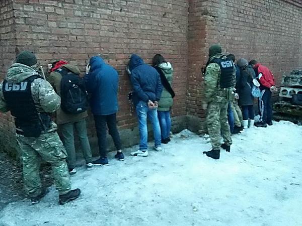 СБУ задержала вКропивницком банду «борцов спедофилами»