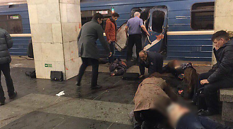 Схвачен один изорганизаторов теракта впетербургском метро 1 час назад