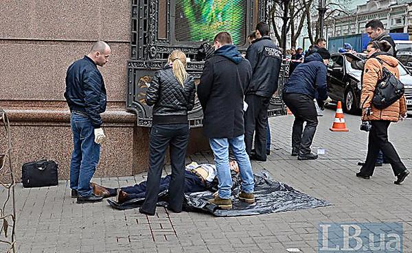 Луценко сказал главную деталь обубийце Вороненкова
