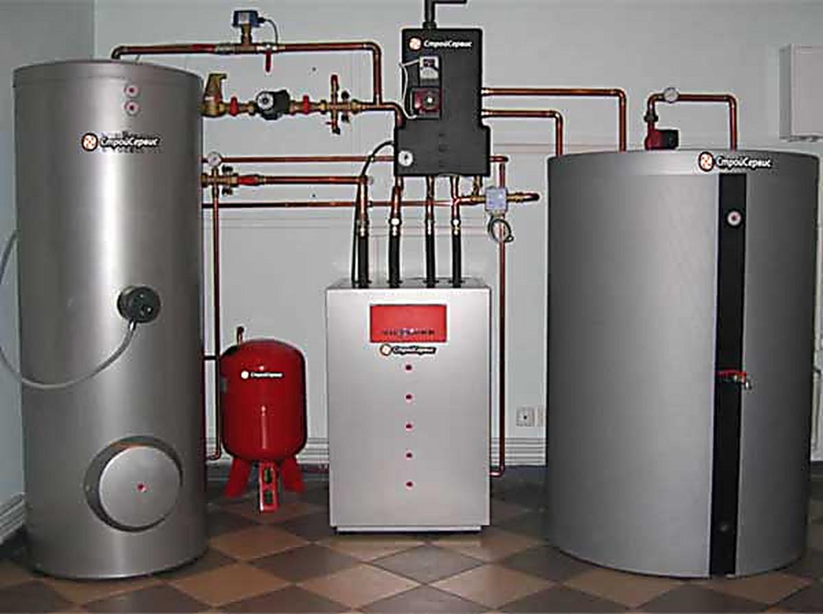 Электрическое отопление загородного частного дома