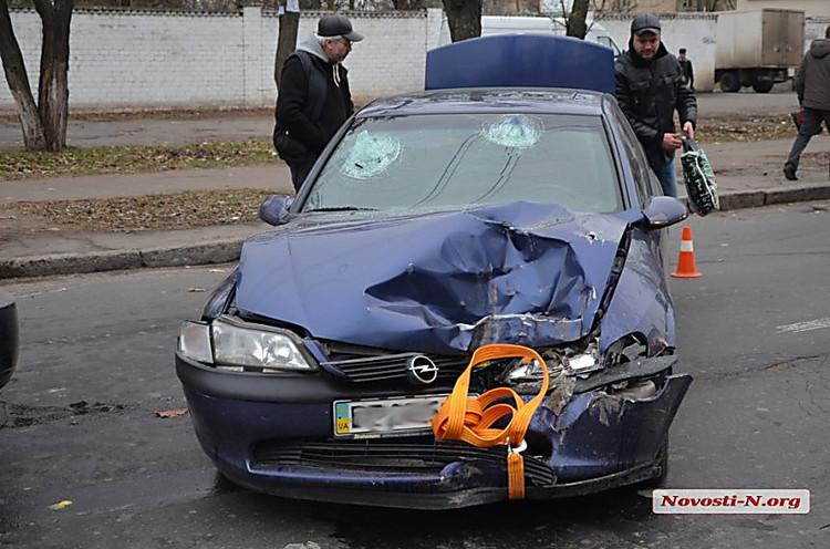 ДТП сучастием военных: шоферу объявили о сомнении
