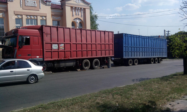 Мининфраструктуры начало пилотный проект по взвешиванию грузовиков во время движения - Цензор.НЕТ 3453
