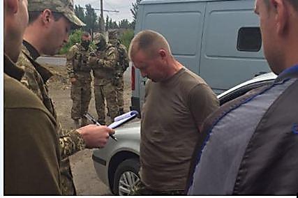 ГПУ: Заместителя командира 53-й бригады разоблачили напродаже боеприпасов боевикам
