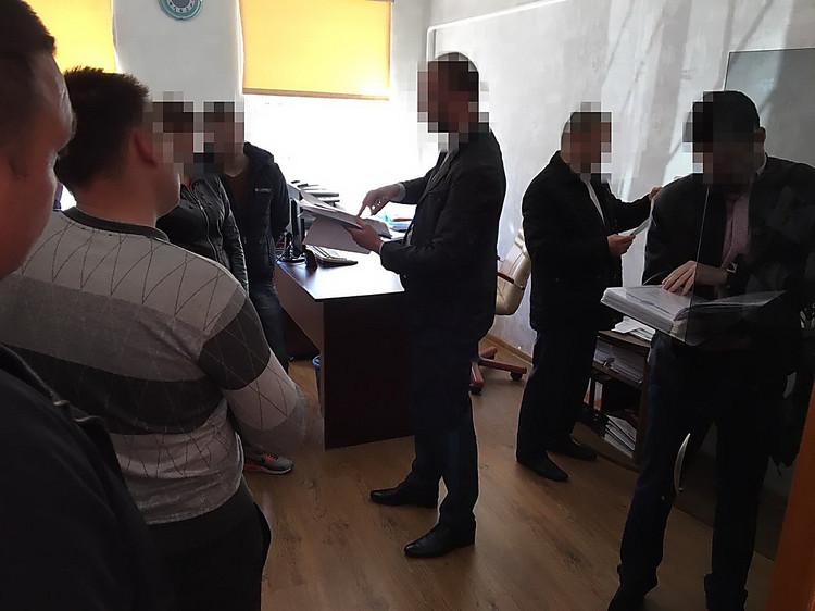 СБУ разоблачила вОдесской области преступную схему легализации авто