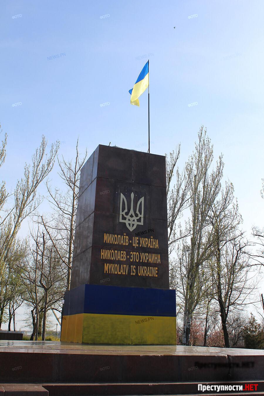 Памятник Ленину демонтирован в Лисичанске - Цензор.НЕТ 8506