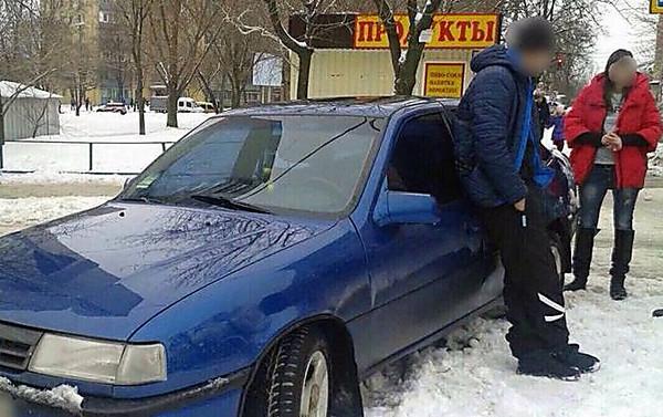 Похищение вХарькове: Умужа за супругу потребовали «восьмерку»