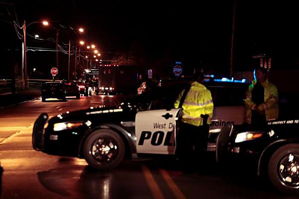 Вамериканском штате Айова два офицера милиции застрелены неизвестными