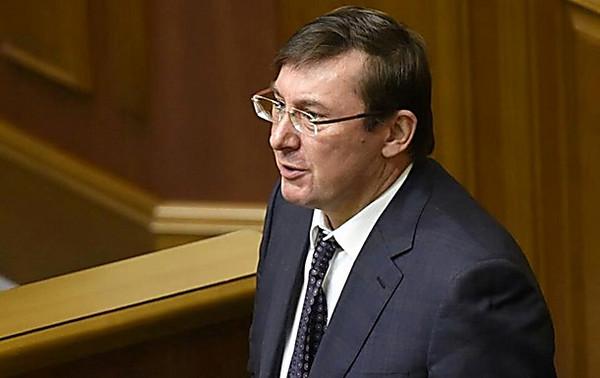 Луценко анонсировал внесение вРаду представления на3 нардепов