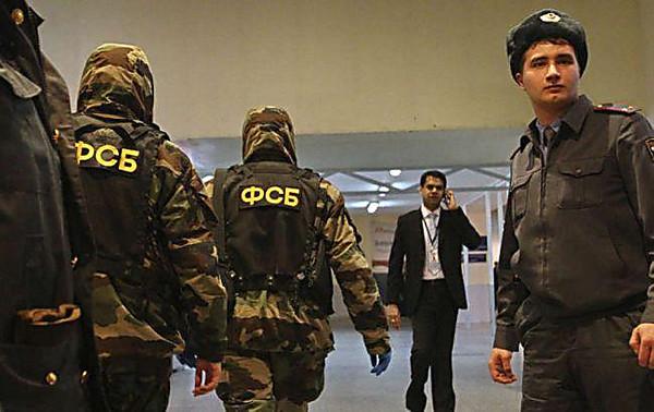 Работники ФСБ задержали вКрыму активиста Украинского культурного центра