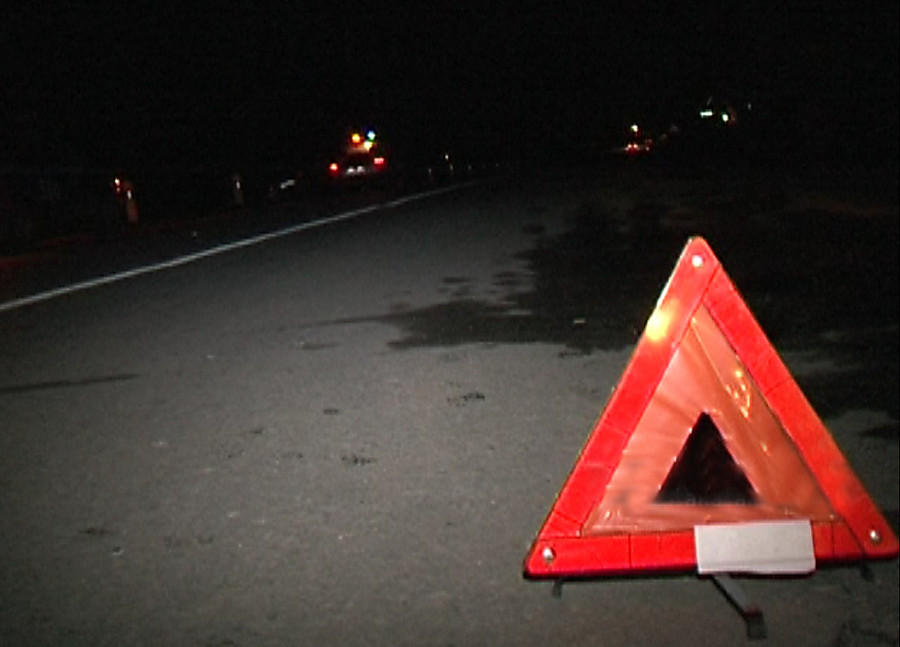 У Кіровограді авто зіткнулося з електроопорою