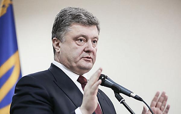 Порошенко убежден, что Евросоюз скоро предоставит Украине безвизовый режим